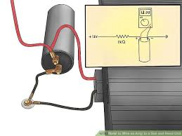 how to wire an amp to a sub and head unit 12 steps image titled wire an amp to a sub and head unit step 8