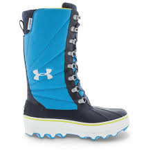 under armour insulated hunting boots. under armour women\u0027s clackamas winter boots, pirate blue / lead insulated hunting boots g