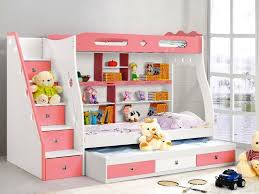 Bunk Beds For Kids With Desk Ikea Loft Beds For Bunk Beds Dark ...