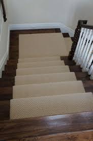 corner stair rug runner