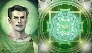 Maestro Ascendido Hilarión - Ion de luz