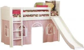 bunk bed with slide and tent. Popular Design Bedroom Home Furniture Lovely Pink And White Kids Bunk Beds With Slide Tent Cool Kid Single For Amazing Where To Buy Shellie R Thompson Has Bed