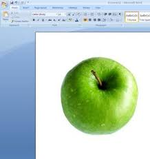 How To Write Text On An Images Using Ms Word