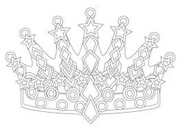 Small Picture Princess Crown Coloring Pages regarding Inspire in coloring page