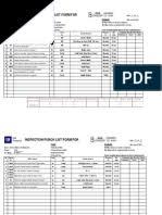 Punch List Procedure-2 | Valve | Specification (Technical Standard)
