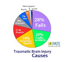 Body Injury Chart Traumatic Brain Injury And Severity Of Tbi