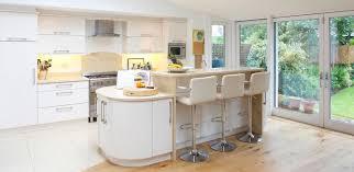 Cream Gloss Kitchens Nolan Kitchens Cream High Gloss Kitchen