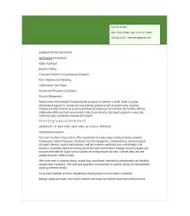 Administrative Assistant Resume Example Free Admin Sample Resumes ...