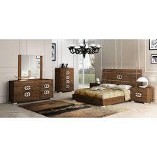 Mirror Bedroom Sets Prestige Classic Bedroom Set Bed 2 Nightstands Dresser And