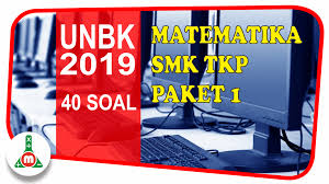 Download soal dan pembahasan osk osp osn sma bidang matematika setiap tahun (lengkap)!! Download Pembahasan Unbk Smk Tahun 2019 Matematika Kelompok Teknologi Kesehatan Dan Pertanian Tkp M4th Lab