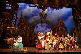 Beauty And The Beast Musical Set Design Pin On Set Designs For Theatre And Opera