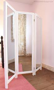 Diy Room Screen Ana White How To Build A Mirrored Changing Screen With Pin