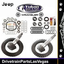 Dana 35 Gear Ratio Chart Details About Yukon Dana 35 30 4 11 Ratio Front Rear Ring Pinion Gears Master Kits Jeep Tj