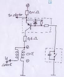 electronic ignition system mercedes