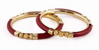 Bengali Gold Shakha Design Shakha Pola Price