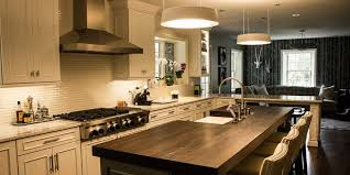 cement countertops wood countertop options kitchen console