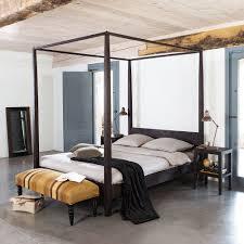 Modern Bedroom Bench Modern King Bed