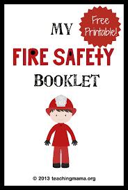 Fire Safety & Fire Prevention Week Activities, Teaching Ideas ...
