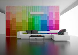 The Color Changing Wall