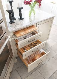 Custom Kitchen Cabinet Makers Fascinating Organized Kitchen Cabinets She Wears Many Hats
