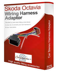 skoda octavia cd radio stereo wiring harness adapter amazon co uk skoda octavia cd radio stereo wiring harness adapter amazon co uk electronics