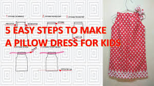 Pillowcase Dress Pattern Free