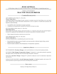 School Bus Driver Resume Examples Remarkable School Bus Driver Resume Example On Truck Driver Cv 10