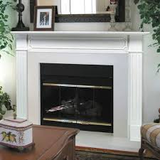 48 the berkley fireplace surround