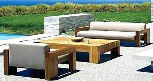 wood patio furniture plans homesingainfo
