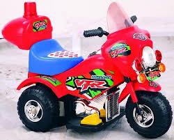 <b>Электромобиль Наша Игрушка</b> Мотоцикл Турне <b>красный</b>, 6V4.5AH
