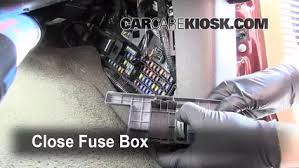 interior fuse box location ford f super duty  interior fuse box location 2008 2016 ford f 250 super duty 2011 ford f 250 super duty xlt 6 2l v8 flexfuel standard cab pickup