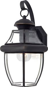 quoizel lighting newbury traditional outdoor wall sconce