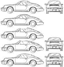Imprimer V Hicules Voiture Porsche Num Ro 106196