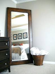 frameless wall mirror large mirrors with frame black framed big bedroom innovative larg