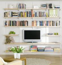 Home Design Ideas Shelving Ideas For Living Room Love This Dark
