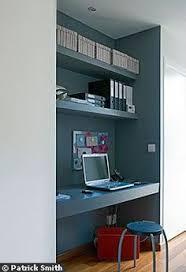closet office desk. Intégration Petit Coin Bureau Closet Office Desk