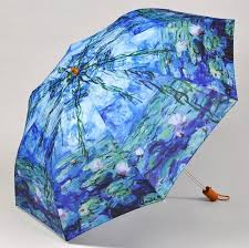 umbrella folding monet water lily umbrella masterpiece lady s umbrella fashion folding umbrella folding umbrella takeo