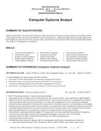 Resume For Data Analyst Foodcityme Cool Data Analyst Sample Resume