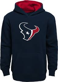 Houston Prime Pullover Nfl Apparel Navy Hoodie Team Texans Youth|2019 NFL Season Preview