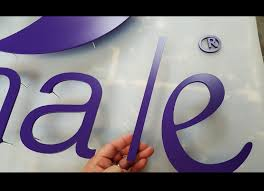 Custom 3D Sign Letters & Logos - Dimensional, Raised Letter Signs