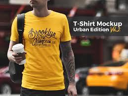 mockup t shirt
