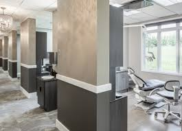 Office Stylish Dental Clinic Interior Design Photo Gallery