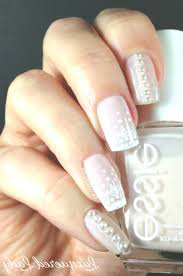 Classic Design Nails Classic Nail Designs With Pearls With Photo Of Pearl Nail
