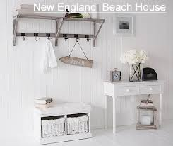 white coastal furniture. New England Beach House Furniture For A White Coastal Home