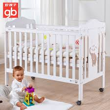 get quotations boy crib mc308 white european environmental protection and water paint playpen baby bed wood bed children