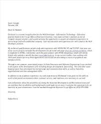How To Write Engineering Cover Letter Industrial Engineer Cover