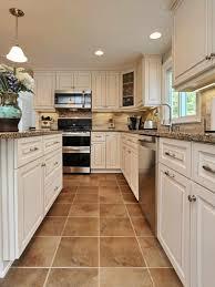 white kitchen tile floor. Full Size Of Countertops \u0026 Backsplash:kitchen Floor Inspirations Canterbury Kitchen Quartz Beautiful White Tile T
