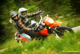 2007 ktm 950 supermoto roadrunner motorcycle touring travel