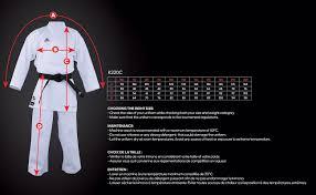 The Official Distributor Of Adidas K220c Wkf Adidas Club