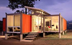 Cargo Home Cargo Box House Home Design Minimalist